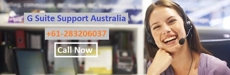 Contact G Suite Support Australia on our Helpline +61-283206037