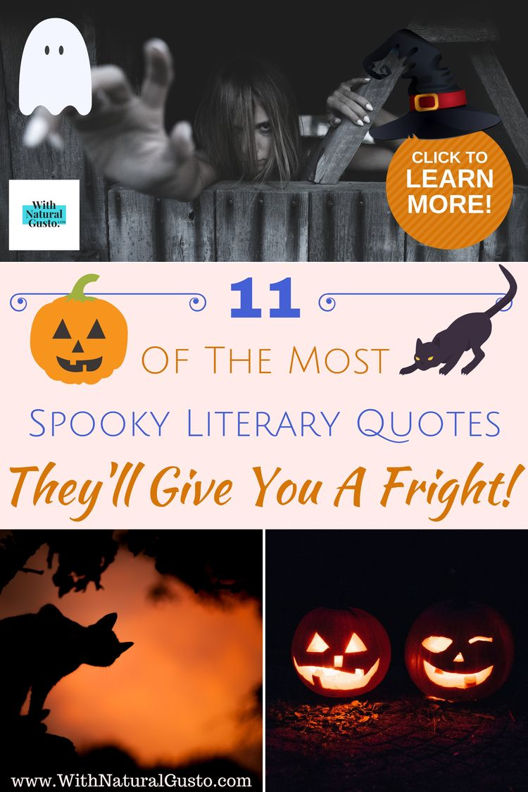 11 of the most spooky quotes in literature
