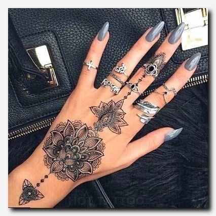 a2f7cc9cf Aiyana Tribal Lotus Temporary Tattoo - Pinterest Media analytics ...