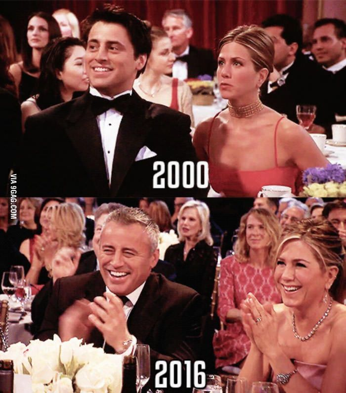 All that in 16 years #lovemyfriends All that in 16 years - 9GAG