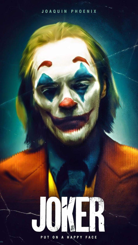 Joker Joaquin Phoenix Iphone Wallpaper