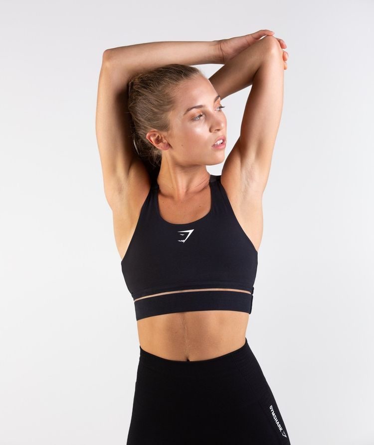 162d58adc3 Gymshark Embody Sports Bra - Black 2