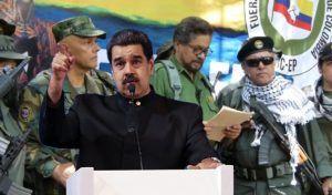 Nicolás Maduro dá armas e abrigo a guerrilheiros da Colômbia