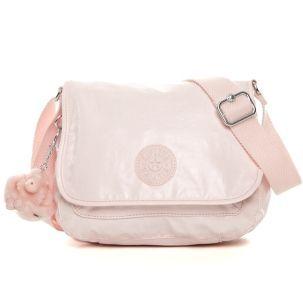 a052336ec07 Maceio Cross-Body Bag in Pearlized Sweet Pink #Kipling