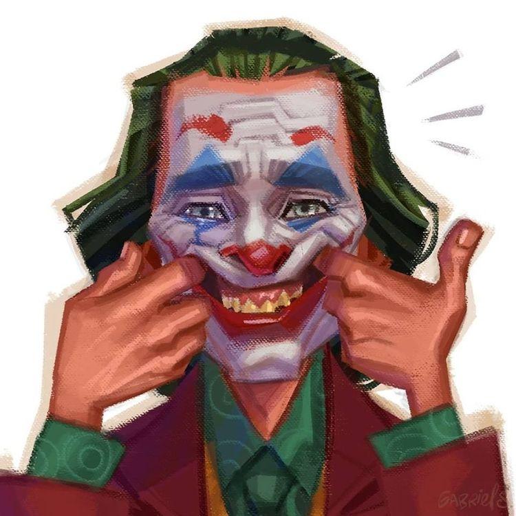 Credits To The Artist Joker Jokermovie Joaquinphoenix