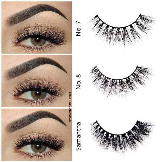 I Tried 5 Different False Lashes So You Dont Have To