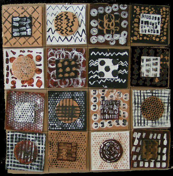 Sudoku Africain Le Tour De Mes Idées