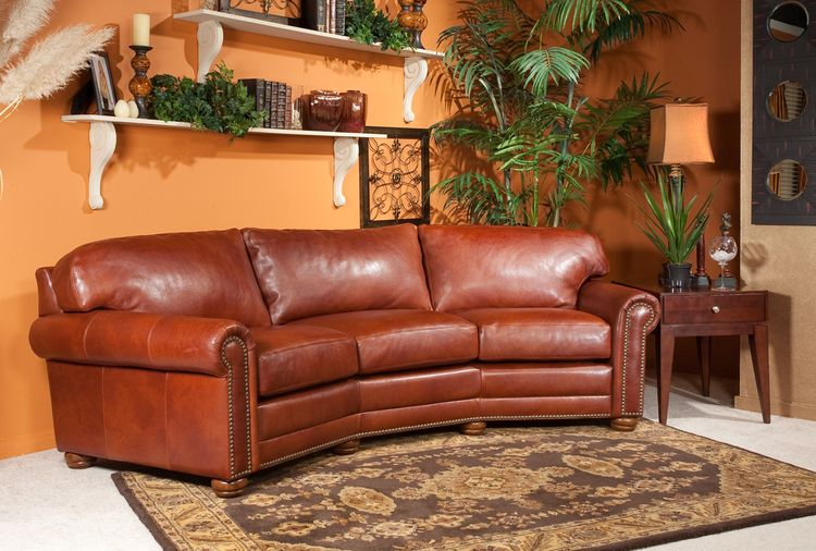 Custom American Made Leather Furniture. Over 100 Styles Of Leather  Sectionals, Leather Sofas, Leather Chairs, Leather Recliners And Home  Theater Seating.