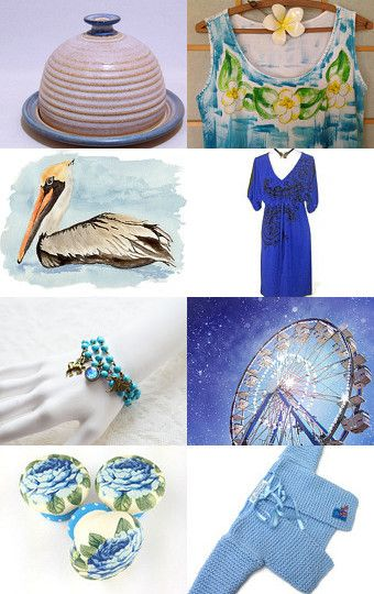 Spring Blue skys by Nancy Swantek on Etsy--Pinned with TreasuryPin.com