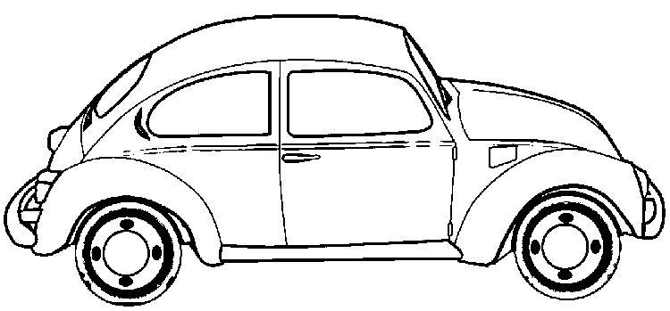 Araba Boyama Sayfası Araba Boyama Sayfaları Yazdır çıkar