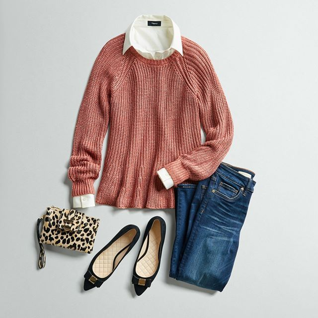 We're serving up your November looks (perfect for Friendsgiving dinner or just your everyday ensemble)!