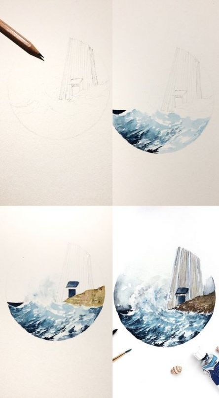 Super Painting Tutorial Miniature Ideas
