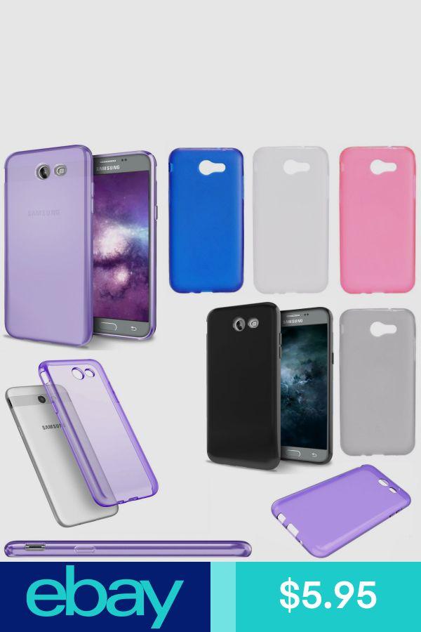 Samsung Galaxy J3 PRIME Frosted TPU CANDY Gel Flexi Skin Ca