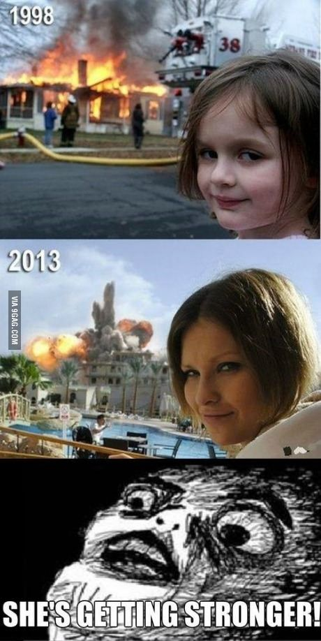 In few years it will be really scary!