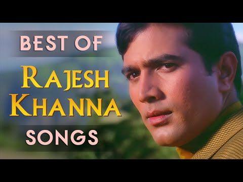 Ultimate Rajesh Khanna Hit Songs Jukebox Best Of Bollywoo