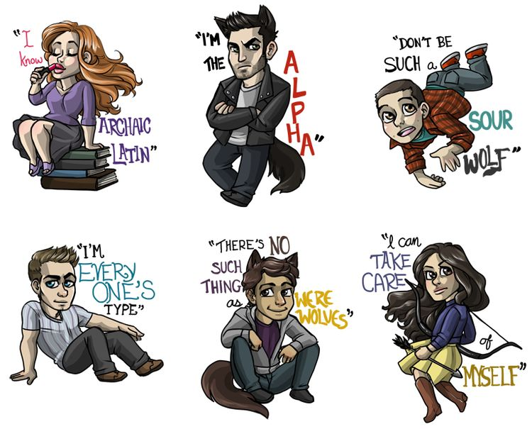 Teenwolf_stickers_large. Must have these