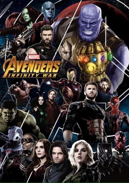 Avengers infinity war hindi dubbed full movie