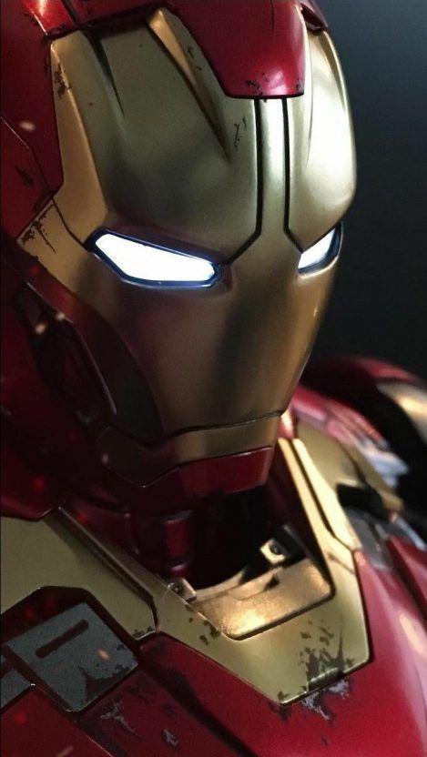 Iron man Neon Suit iPhone Wallpaper - iPhone Wallpapers