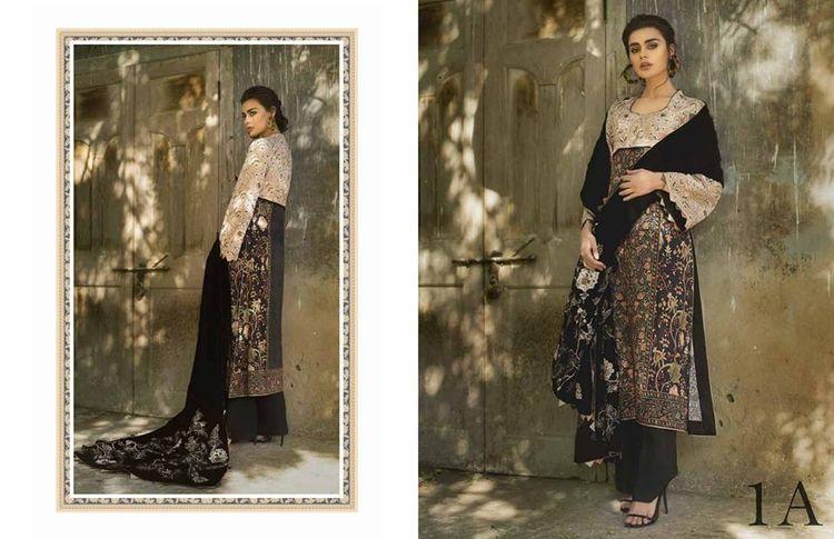 8346516fcc Tena Durrani Winter Shawl Collection 2019 - PK Vogue
