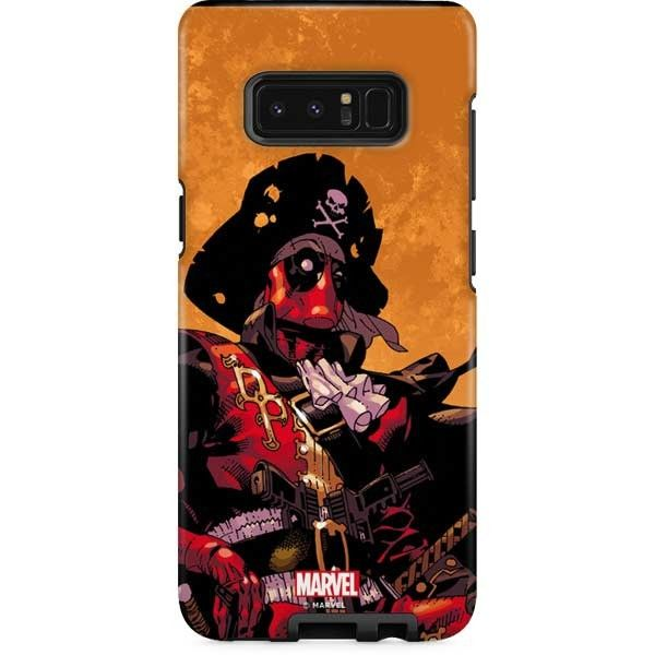 32aa10105847 Deadpool Shiver Me Timbers Galaxy Note 8 Pro Case