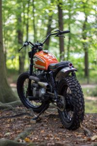 """The Honda CM250 was a 234cc air-cooled parallel twin produced from 1981-1983. The bike -- a predecessor to the Rebel 250 -- had decidedly """"cruiser-ish"""" styling, though European-spec models offered a healthy 27 horsepower for [...]"""
