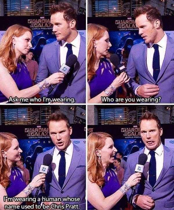 28 Lovable Chris Pratt Quotes That'll Make You Just Adore Him