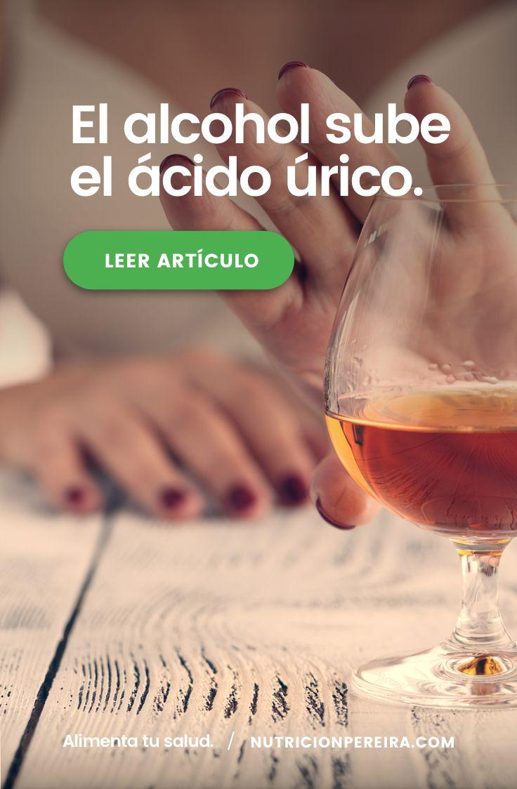 Alcohol y acido urico pdf