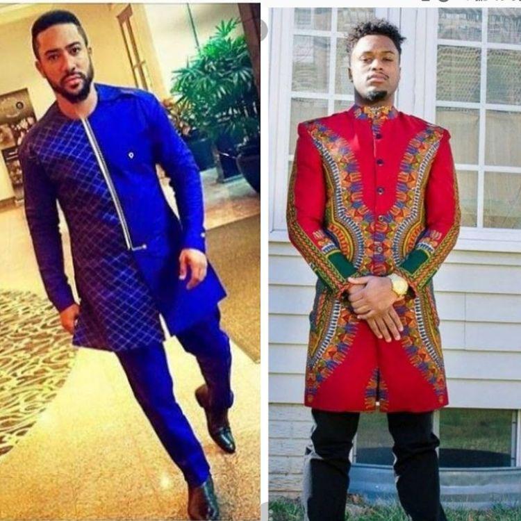 443cbb9f8 African Wedding Wear for Men African suit for Men Dashiki Shirt for Men  African Clothing for