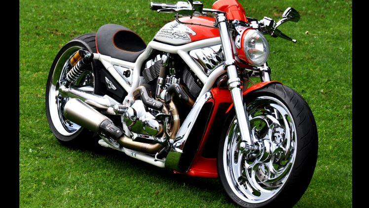 "▷ Harley-Davidson VRSCB V-Rod ""Screamin' Eagle"" by Fredy motorcycles"