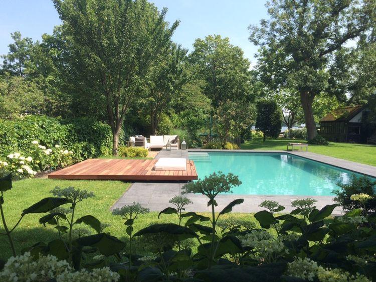 Van gemert zwembaden & saunas verwezenlijkt woondromen va