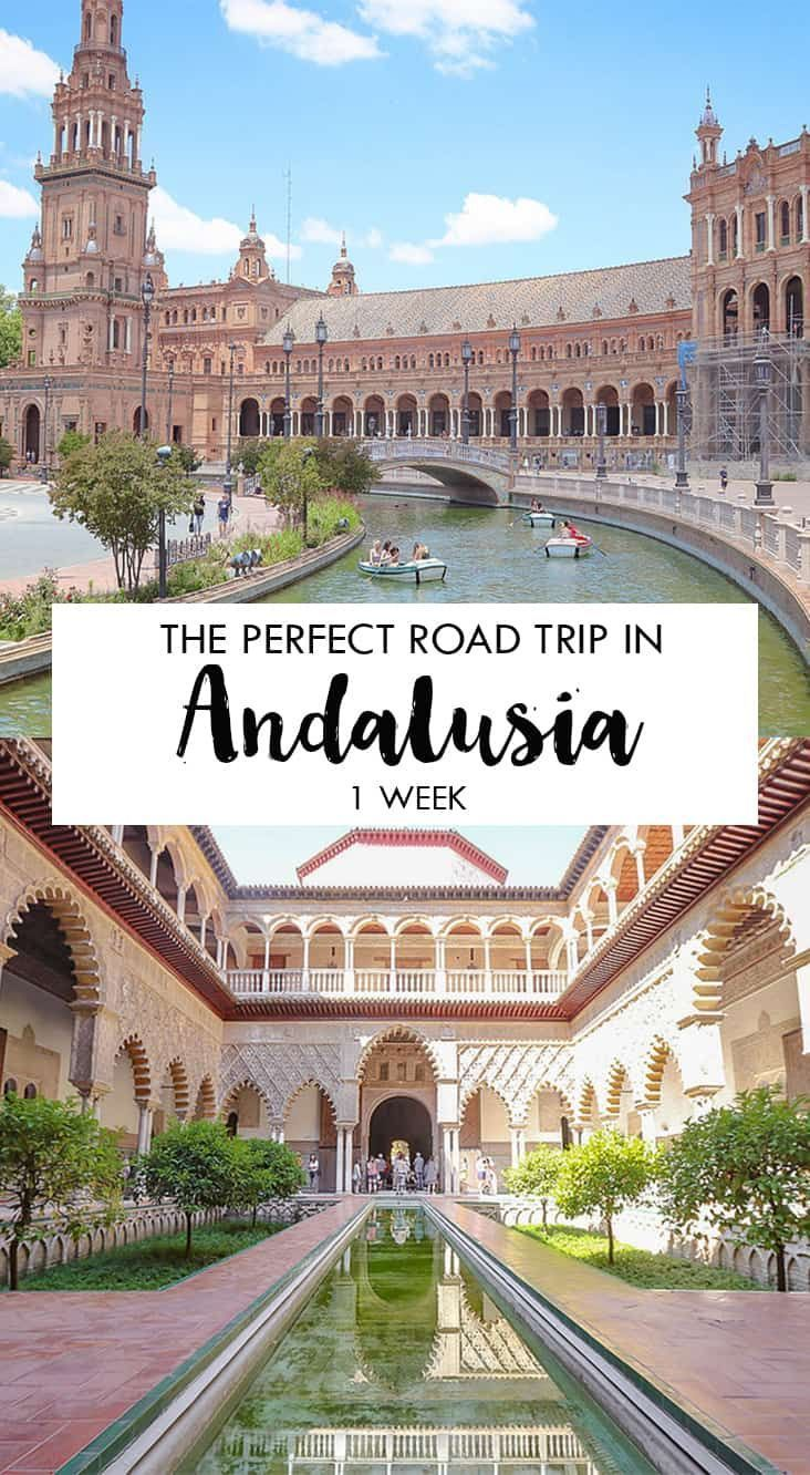 Amazing road trip in Andalusia, Spain | 7 Day Southern Spain Itinerary