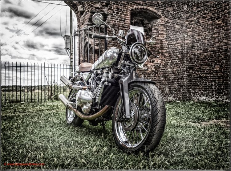Brough Superior SS100 - Dave Garners Brough Superior