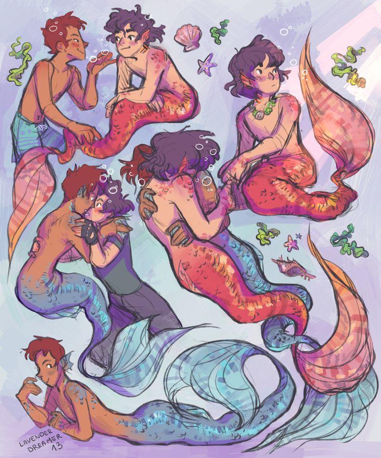 merman | Tumblr