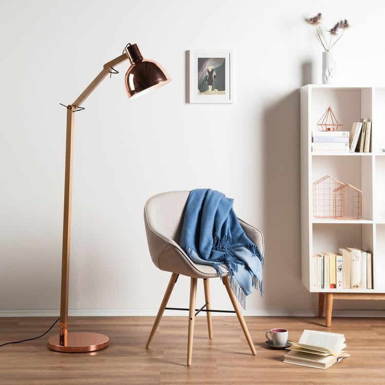 Affiliatelink Stehleuchte Koppo Skandinavisch Design M