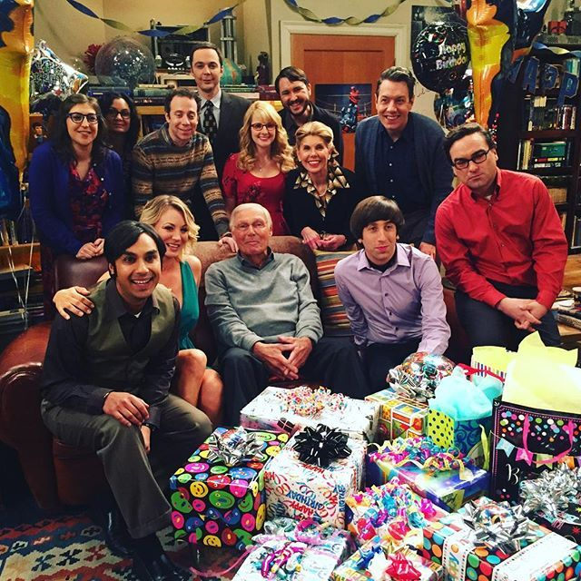 Note! Sheldon is in his 'Birthday Suit... It's finally here! Episode 200 airs TONIGHT!!! 2-25-2016 @bigbangtheory_cbs