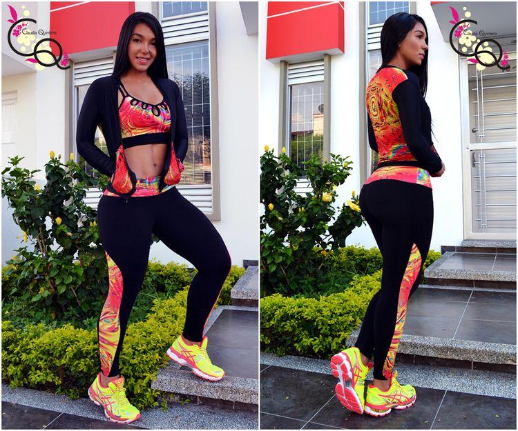 Ropa De Gym Femenina - Tienda Online 91894847a534a