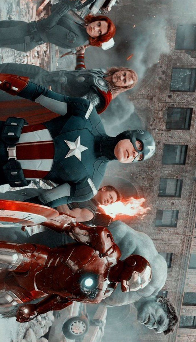 - The wide angle shot, is effective in this scene due to it manages to fit the majority of the main characters on one page -It is also effective, due to its the first time that we see all of the all of the avengers together - This shot is a low angle shot, which exaggerates the size of the characters, making them seem bigger than life. - The colours are all very muted, but they follow the same scheme - red, white and blue which is the American Flag.