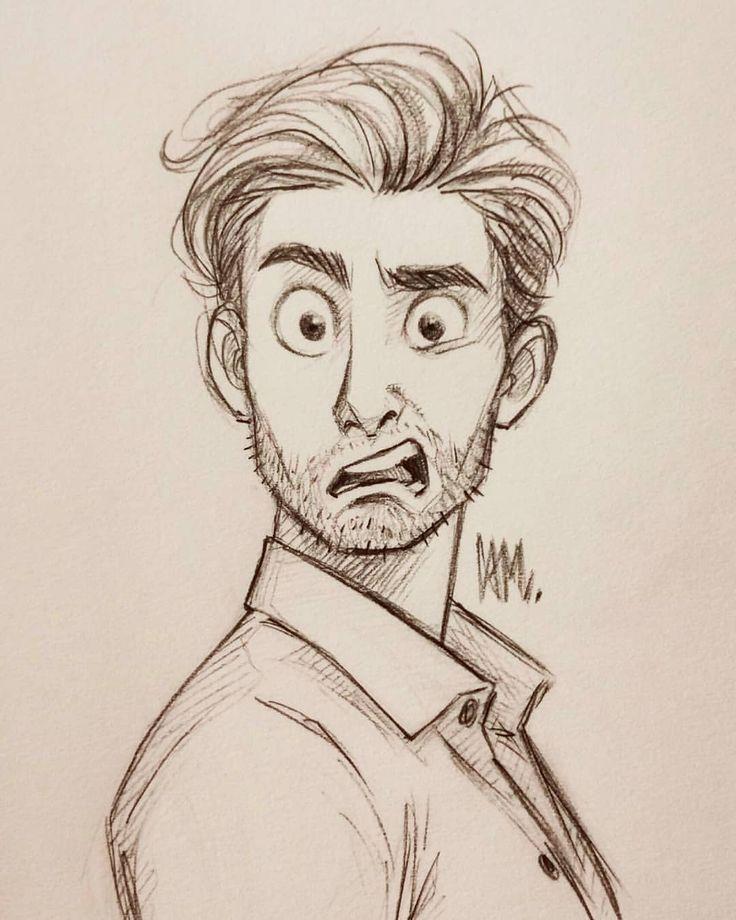 Sim, eu desenho homens também.  Eu não os publico com tanta frequência.  O que outras pessoas estão dizendo