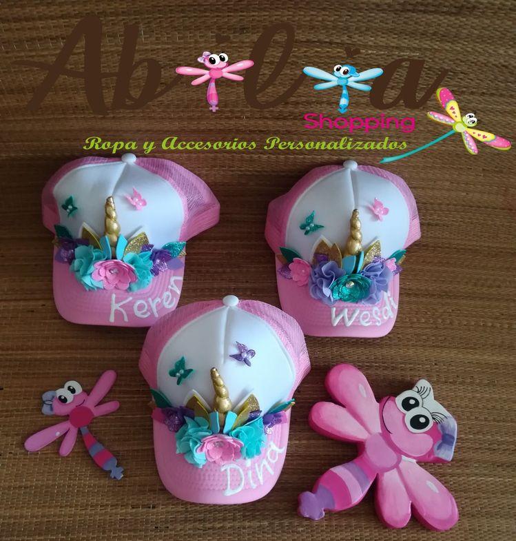 Abilia Shopping Gorras personalizadas Unicornio Whatsapp 3132196957 a0a8ef8810a
