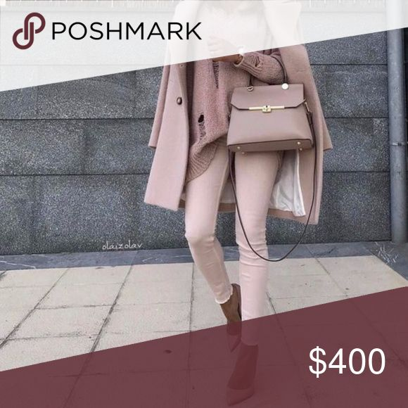 ISO Mauve Coat Looking for this outfit. So beautiful! Jackets & Coats
