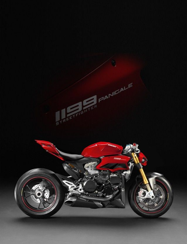 Panigale Streetfighter. I think this is the best looking bike I have ever seen in my life!