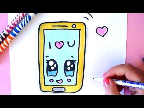 Susse Kawaii Bilder Zum Nachmalen Diy Zeichnen Youtube