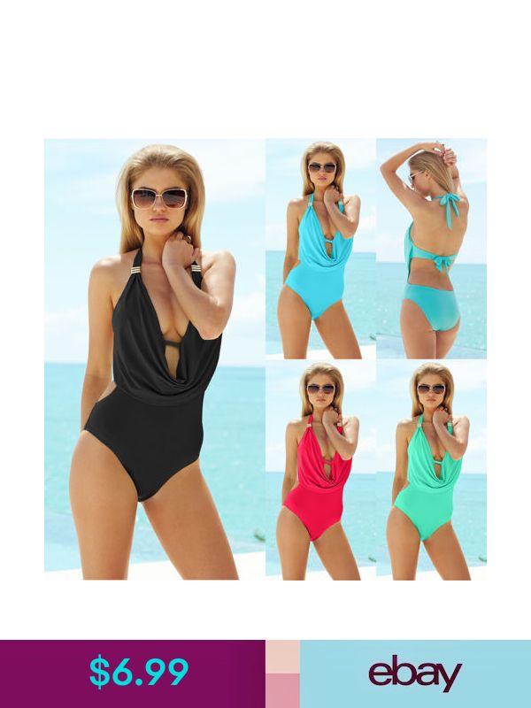 c03cf7be141c4 Unbrand One-Piece Swimsuits  ebay  Clothing