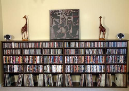 10 Diy Dvd Storage Ideas That Might Steal Your Heart Away