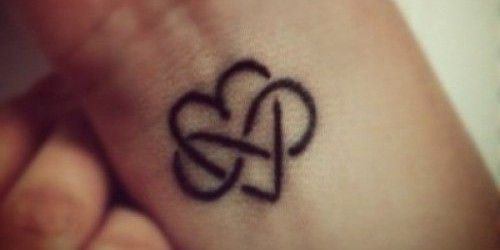 I Have A Wrist Tattoo Love This One Way Different From Wh
