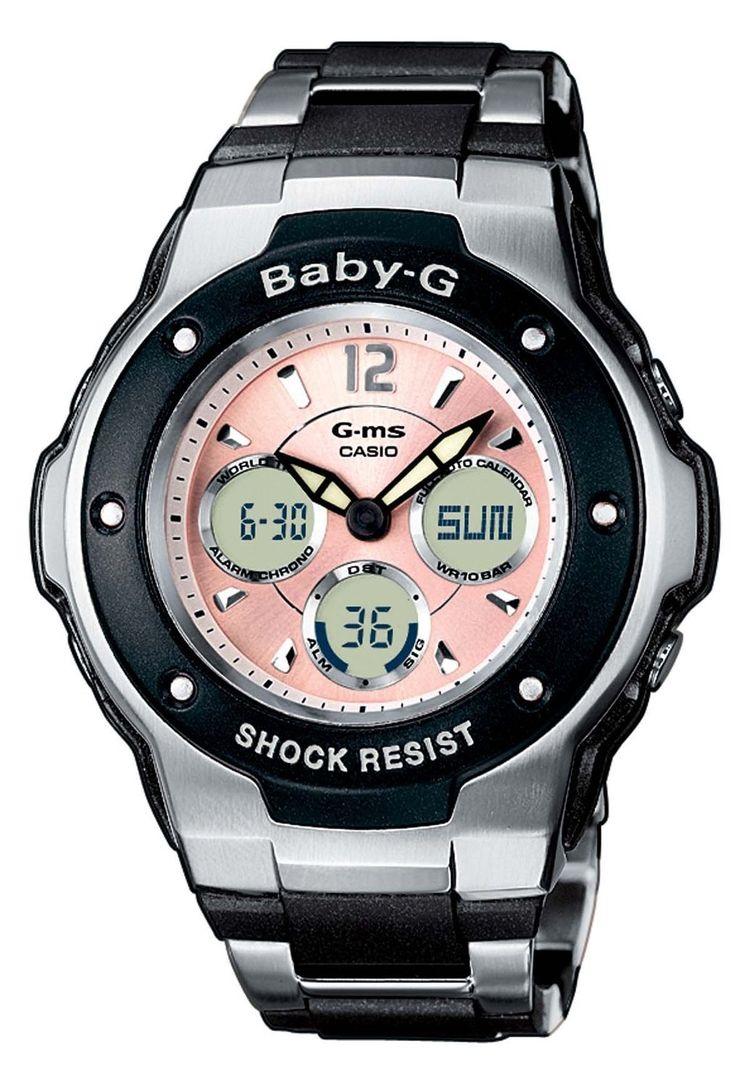 Casio Baby-G Women s Watch MSG-300C-1BER 17ea2343d0