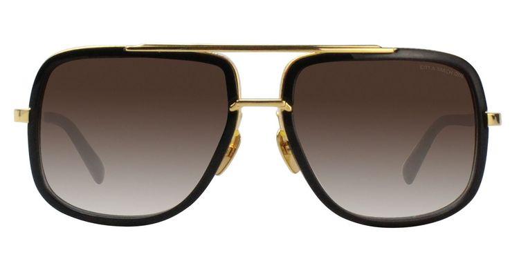 8d8a063189 Dita - Mach One Black - Brown sunglasses