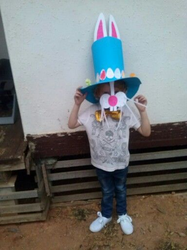 Easter bonnets, Minecraft and Easter on Pinterest