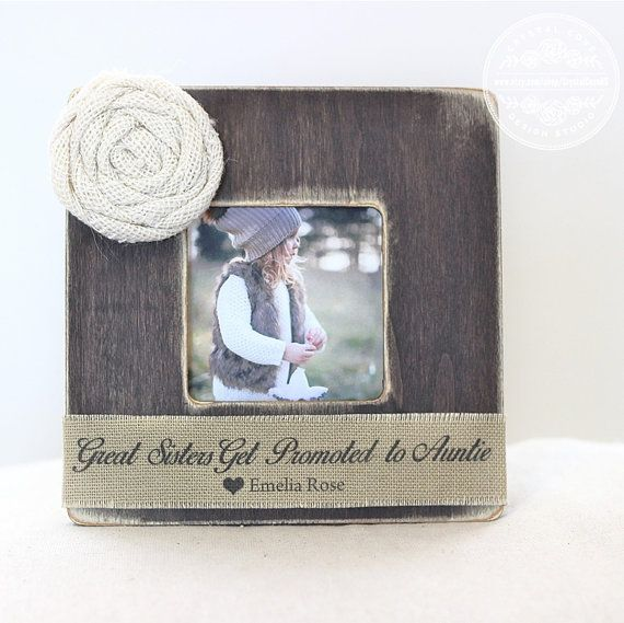 Aunt Auntie Christmas Holiday Gift Personalized Custom Pic