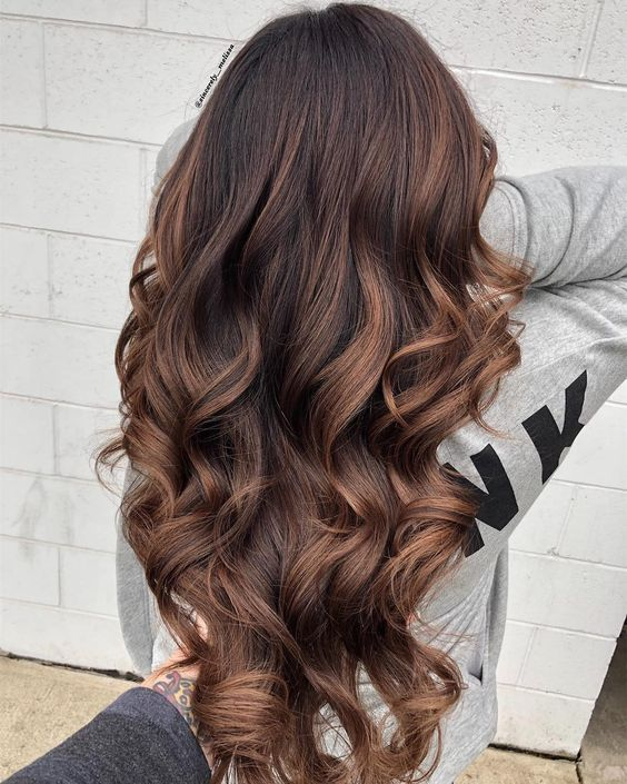 Hair Color Ideas Brown Hair